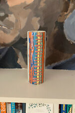 Hand Made and Hand Painted Ceramic Vase