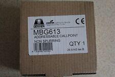 Menvier MBG613 Addressable Call Point