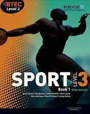 Good, BTEC Level 3 National Sport Book 1 (BTEC National Sport 2010), Wilmot, Mr