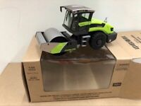 Zoomlion ZRS326 Hydraulic Single Drum Vibratory Road Roller 1:50 Scale Die-Cast