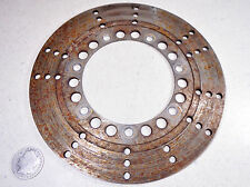 82 KAWASAKI KZ550 LTD FRONT BRAKE DISK DISC ROTOR 5.04mm