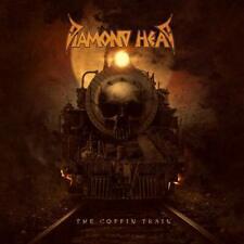DIAMOND HEAD The Coffin Train CD NEW & SEALED 2019