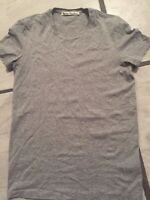 Authentic New Acne Studios  Bedrucktes T-Shirt Size XS Graphic print Tee Top