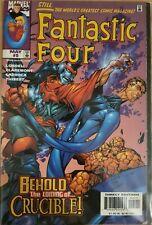 Fantastic Four #5 Heroes Return Marvel Comics