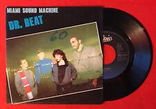 Miami Sound Machine Dr Beat When Someone EPCA4614 VG+ Vinilo 45T Sp