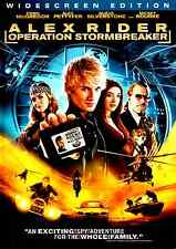 "Alex Rider: Operation Stormbreaker (DVD, 2006 WS) ""James Bond"" for Teens Family"