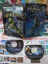 XBox 360:Halo 3 + Boîtier Halo Legends [TOP MICROSOFT] DISQUE SEUL - Fr