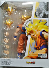 S.H.Figuarts Dragon Ball Z Super Saiyan 3 Son Goku 2.0 Gokou PVC Action Figure