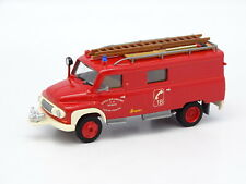 Kit monté 1/87 HO - Opel Hanomag ? Fourgon Pompiers Ziegler