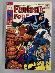 Marvel Comics FANTASTIC FOUR Omnibus Volume #3 DM HC Kirby Cvr 2021 Global Ship