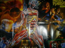 IRON MAIDEN - Somewhere in Time - RIESEN POSTER im Format A1 HEAVY METAL TOP