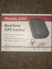 Logistimatics Mobile 200i Real time Gps Tracker