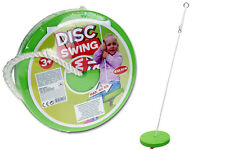 Kids PLASTICA Monkey Swing per giardino Set ROUND forma disco sede Fune DIVERTENTE OSCILLANTE