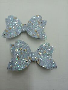 2     Hairbows  from 0.99p BARGAIN   .......NEW COLOUR