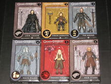 GAME OF THRONES LEGACY COLLECTION SERIES 1 FIGURE SET FUNKO HBO GEORGE RR MARTIN