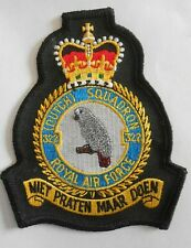 233 [ Dutch ]  squadron    Royal Air Force squadron patch