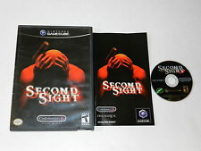 Second Sight Nintendo GameCube Video Game Complete