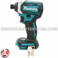 New Makita XDT14Z 18V Lithium-Ion Brushless  3-Speed Battery Impact Driver