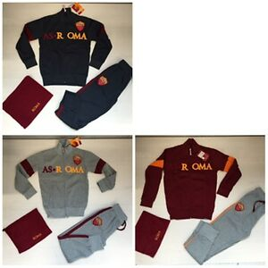 FW15 as Roma Amistad Tracksuit Official Junior Child Sweatshirt Band Neck