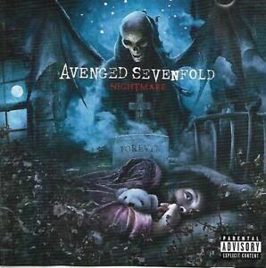 Avenged Sevenfold - Nightmare (2010 CD Album)
