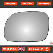 Chrysler Grand Voyager 96-2007 Left Passenger Side Convex wing mirror glass 10LS