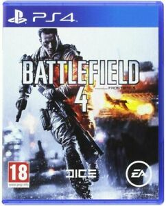 Battlefield 4 (Playstation 4 PS4) Great Condition  Free Postage