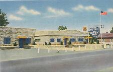 Williamsport / Hagerstown MD * Wayside Motel & Diner  ca. 1940  Rt. 11
