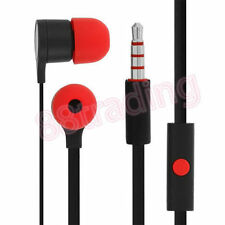 IN-EAR WITH SILICONE BUD HANDSFREE HEADPHONE FOR HTC One M8 Max Mini 2 M9 E9