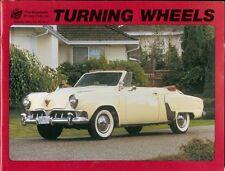 2002 Turning Wheels Magazine (Studebaker Club): Studebaker Anniversaries