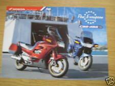 Faltprospekt Honda Pan European ST 1100