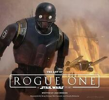 The Art of Rogue One: A Star Wars Story by Josh Kushins, Lucasfilm Ltd (Hardcover, 2016)