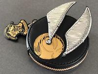 Harry Potter Geldbörse Tasche Geldbeutel Portemonnaie Schnatz mit Flügel Primark