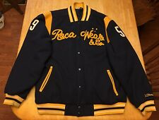 Mens Rocawear Wool Blended 95 Varsity Jacket RN #106830 Large