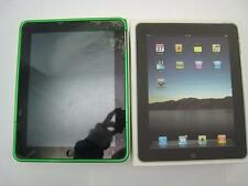 Apple iPad 1st Generation 64GB Wi-Fi 9.7in - Black (MB294LL/A) With CaseCrown