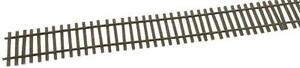 """Micro Engineering 12-106 HO Code 70 36"""" Weathered Flex-Track (Pack of 6)"""