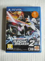 Gundam Breaker 2 Day One Edition Sony PlayStation Vita PSV Chinese Sealed