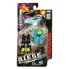 Transformers - Generations War for Cybertron WFC: Siege Blackjack & Hyperdrive
