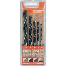 Alpen set cinque punte per legno HOLZ cv ART tm 5 4/5/6/8/10mm 87659