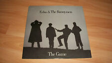 ECHO AND THE BUNNYMEN The Game Maxi Single WEA YZ 134T
