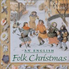 Various Artists : An English Folk Christmas CD (2008) ***NEW***