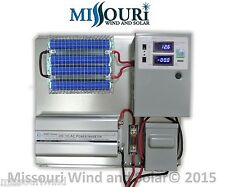 ALL IN ONE Charge Controller Board 24 Volt for Wind Turbines and Solar Panels
