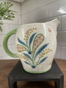 Bursley ware Charlotte Rhead small pitcher
