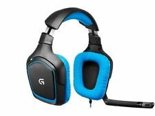 Logitech Boom Video Game Headsets with Volume Control