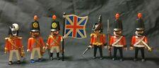 Playmobil - Napoleonic British Infantry Command Group