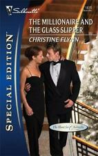 The Millionaire And The Glass Slipper (Silhouette Special Edition), Christine Fl