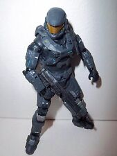 Halo Reach **NOBLE SIX 6** Figure from Spartan Hologram Boxed Set Complete w Gun