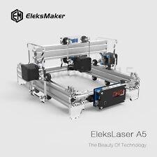 2000mW A5 17x20cm Laser Engraver Cutter Engraving Machine Desktop Wood Printer