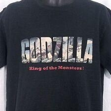Godzilla Mens T Shirt Tokusatsu King Of The Monsters Limited Made In Japan 2XL