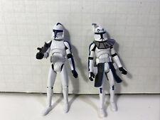 star wars clone wars captain Rex and 501 clone trooper