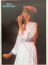 Olivia Newton John,Photo By C.W Bush, Rare Authentic 1978 Poster